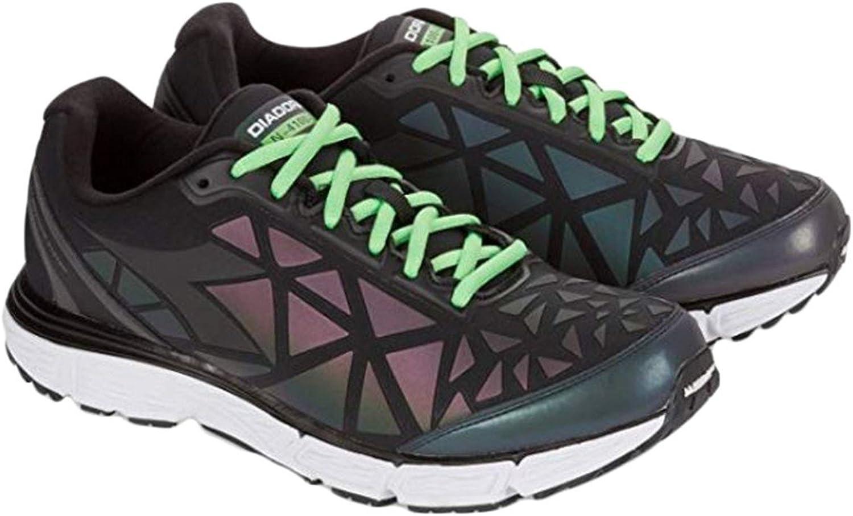 Diadora shoes men Sneakers N-4100-3 Win Bright in Pelle nera 101172090-01-C4831 black