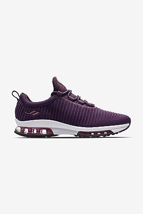 Lescon Kadın L-6602 Mürdüm Airtube Spor Ayakkabı Ayakkabılar