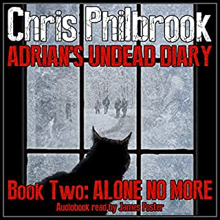 Alone No More audiobook cover art