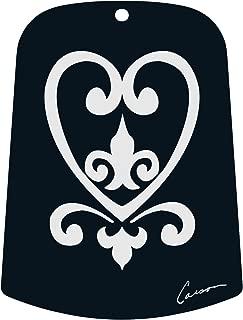 Carson Home Accents Heart Chime, Sail