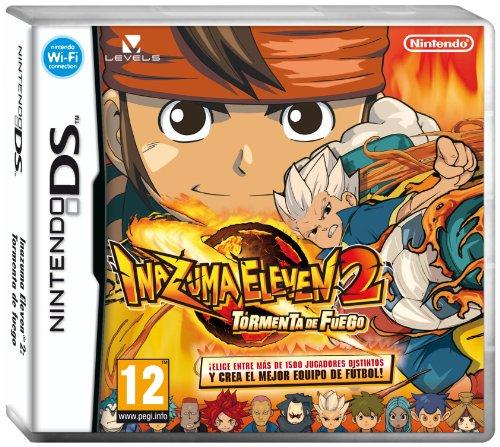 Inazuma Eleven 2: Tormenta de Fuego