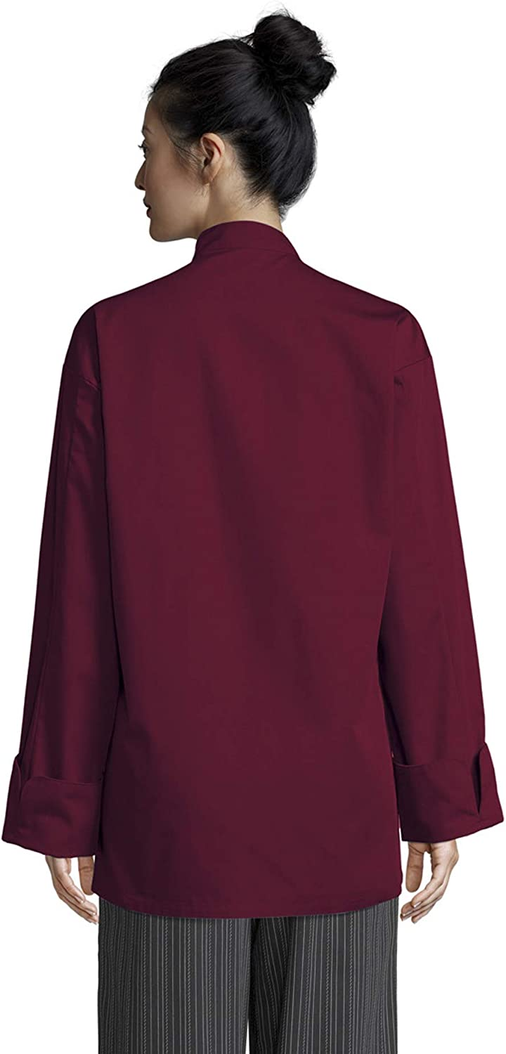 Uncommon Threads Women's Chef Coat 10 Btn 5.25oz: Clothing, Shoes & Jewelry