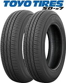 【2本セット】 トーヨー(TOYO)  低燃費タイヤ SD-K7 155/65R14 75S  新品2本