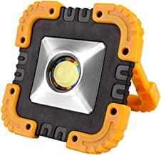 Rechargeable LED Floodlight Waterproof COB Work Light High-Power Portable Searchlight Multipurpose Small Household Applian...