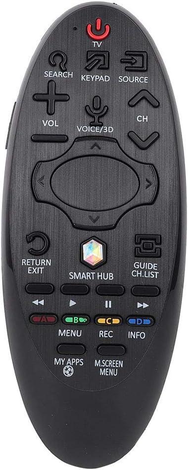 ASHATA TV Remote Control for Samsung Multi-Function Smart TV Remote Control Controller Replacement for Samsung RBN59-01185F BN59-01185D BN59-01184D BN59-01182D BN59-01181D BN94-07469A BN94-07557A