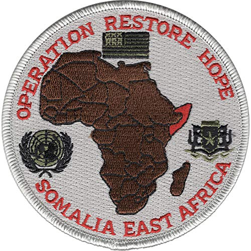 Operation Restore Hope Patch