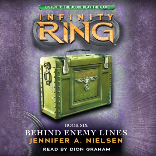 Behind Enemy Lines cover art