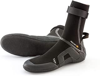 Prolimit Hydrogen Polar 6/5mm Neoprene Wetsuit Boots Shoes - Black - Unisex - A Seriously Warm but Flexible 6mm Boot