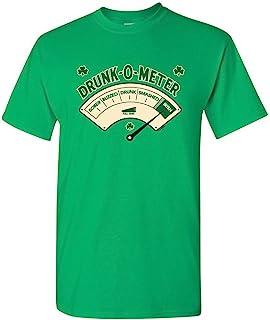 Drunk-O-Meter St. Patrick's Day Saint Irish Pats Sarcastic Funny T Shirt