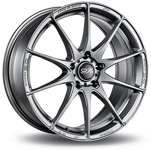 OZ Formula Hlt Grigio Corsa Opaco 8.5x19 ET49 5x130 Llantas de Aleación