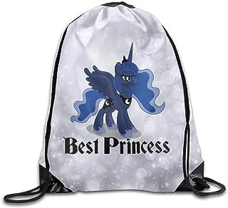 Princess Luna My Little Pony Friendship Is Magic Sport Backpack Drawstring Print Bag