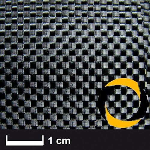 Ascending Composites Kohlegewebe 245 g m2 (Aero, Leinwand) 100 cm, Rolle 2 m