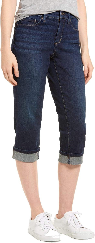 Mail order Selling NYDJ Women's Petite Marilyn Jeans Crop Cuff