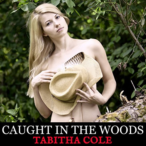 Caught in the Woods audiobook cover art