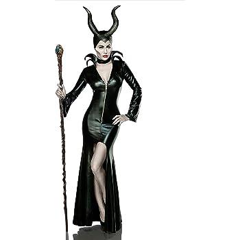 Generique - Disfraz Bruja Negra Sexy Mujer XS: Amazon.es: Juguetes ...