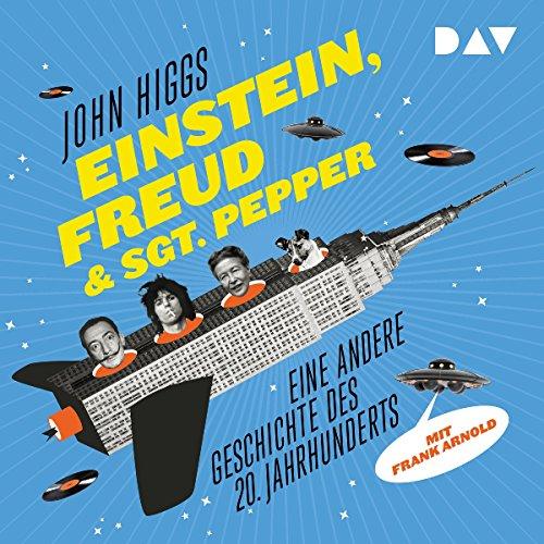 Einstein, Freud & Sgt. Pepper cover art