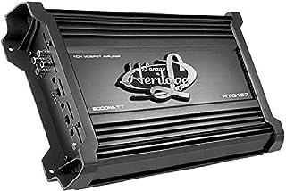 Lanzar Amplifier Car Audio, Amplifier Monoblock, 1 Channel, 3,000 Watt, 2 Ohm, MOSFET, RCA Input, Bass Boost, Mobile Audi... photo
