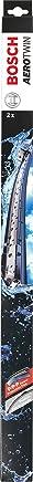 "Bosch Aerotwin 3397007638 Original Equipment Replacement Wiper Blade - 26""/21"" (Set of 2) Top Lock 16mm"