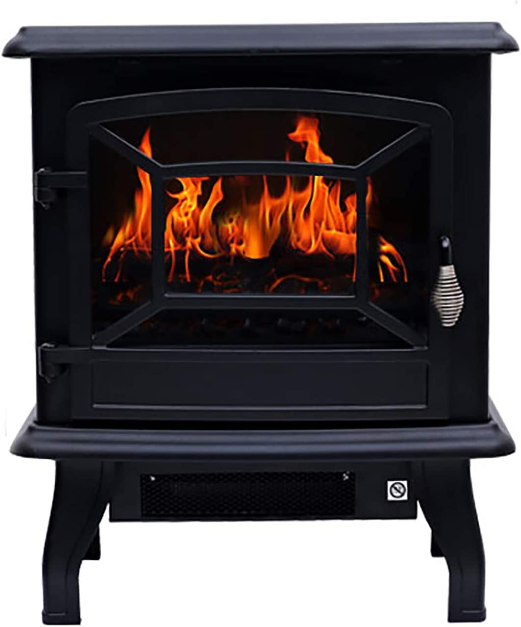 lei shop Compact Electric He Stove Freestanding Max 70% OFF Manufacturer OFFicial Fireplace
