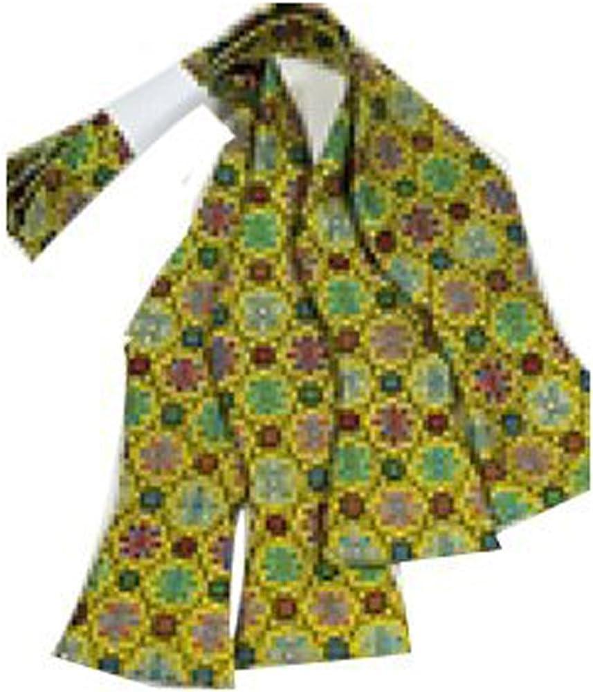 Robert Talbott Yellow Best of Class Floral Bow Tie