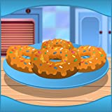 Tasty Donuts Cooking