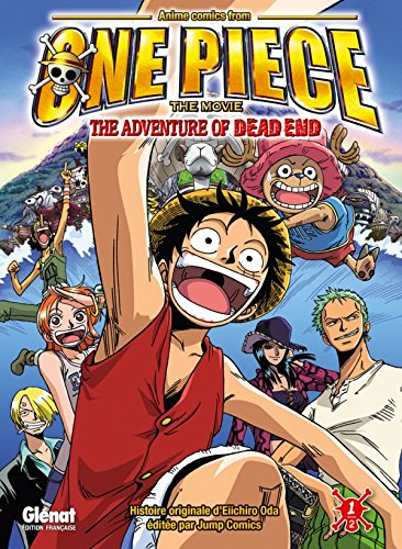 One Piece Anime comics - Dead End - Tome 01