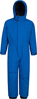 Mountain Warehouse Cloud All In 1 Kids Snowsuit - Waterproof Rainsuit
