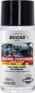 Bucas Silicone Líquido Carro Novo, Rodabrill 7898275015231
