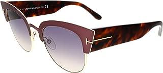 Kính mắt nữ cao cấp – FT0607 Cateye Sunglasses Alexandra-02 TF607 51mm