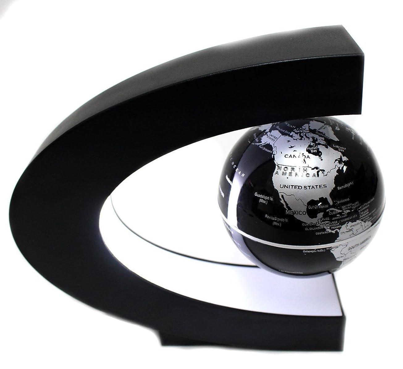 キリスト教迷信キリスト教Cシェイプ磁気浮上浮動Globe