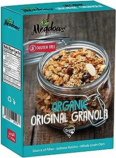 Granola Organic Original MEADOWS 320g