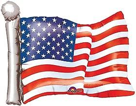 "1 X 27"" Jumbo American Flag Balloon"
