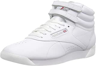 Reebok Women's Freestyle Hi Lace-Up Sneaker