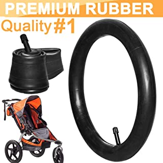 Jolik 12.5'' x 1.75/2.15 Front Wheel Replacement Inner Tubes Compatible with Bob Revolution Stroller (SE, Flex, Pro, Strides, Stroller), Baby Trend Expedition Series, Joovy Zoom 360