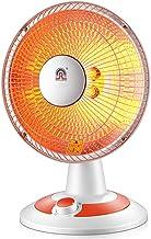 Calentador Hogar Calefacción de bajo Consumo Calefacción eléctrica Ventilador Asador Estufa Calentador Calentador Calor Termoeléctrico Pequeño (tamaño : 43cm)