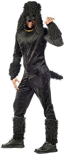 Limit MA983N Herren-Kostüm Pudel SchwarzL