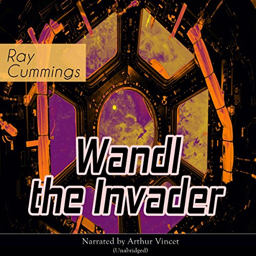 Wandl the Invader audiobook cover art