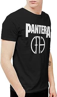 Kaddias Pantera CFH Men's Classic Short Sleeve T-Shirt Black
