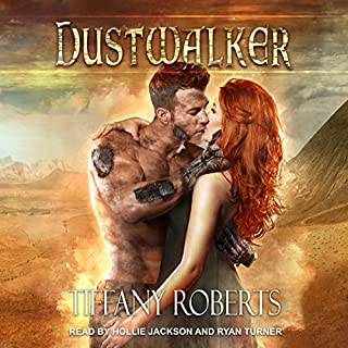 Dustwalker audiobook cover art