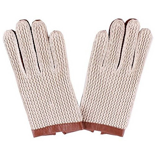 Dents Cognac Cotswold conduite gants 8