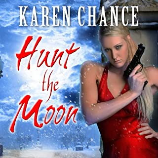 Hunt the Moon     Cassandra Palmer, Book 5              Written by:                                                                                                                                 Karen Chance                               Narrated by:                                                                                                                                 Cynthia Holloway                      Length: 14 hrs and 51 mins     2 ratings     Overall 4.5