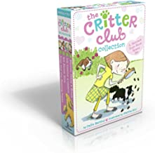 The Critter Club Collection: A Purrfect Four-Book Boxed Set: Amy and the Missing Puppy; All About Ellie; Liz Learns a Less...