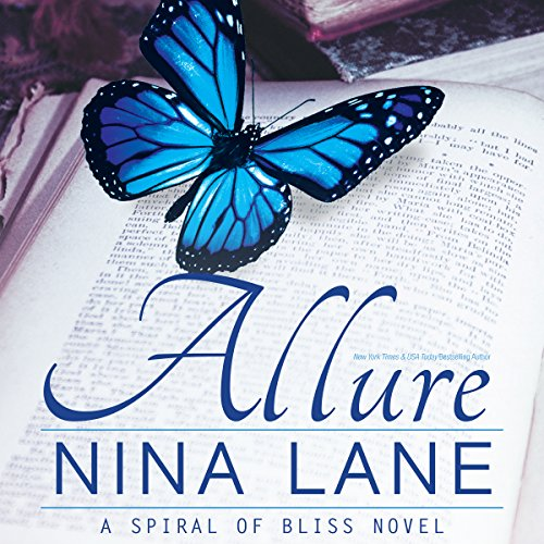 Allure audiobook cover art