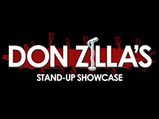 Donzilla's Stand-Up Showcase