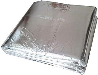 Ruesious Vehículo Insonorizante Forro Aluminio Papel