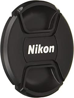 Nikon LC-82 (82mm) Lens Cap, Black