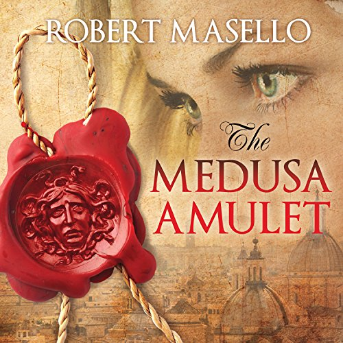 The Medusa Amulet                   Written by:                                                                                                                                 Robert Masello                               Narrated by:                                                                                                                                 David Colacci                      Length: 15 hrs and 40 mins     2 ratings     Overall 2.5