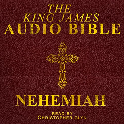 Nehemiah audiobook cover art
