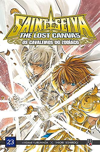 CDz the Lost Canvas Esp. Vol 23