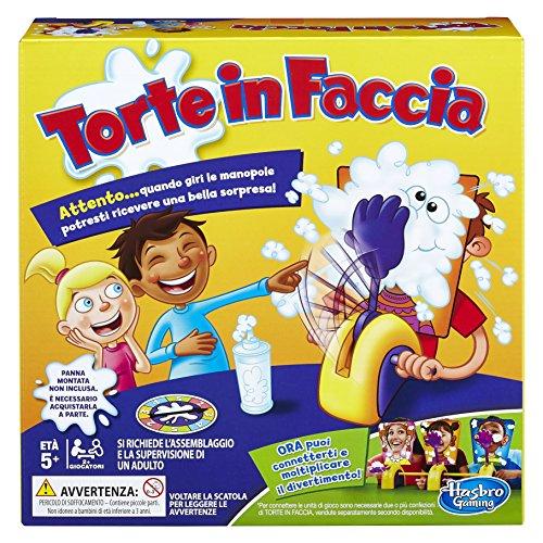 Hasbro Gaming - Torte in Faccia - Chain Reaction (Gioco in Scatola), E2762103